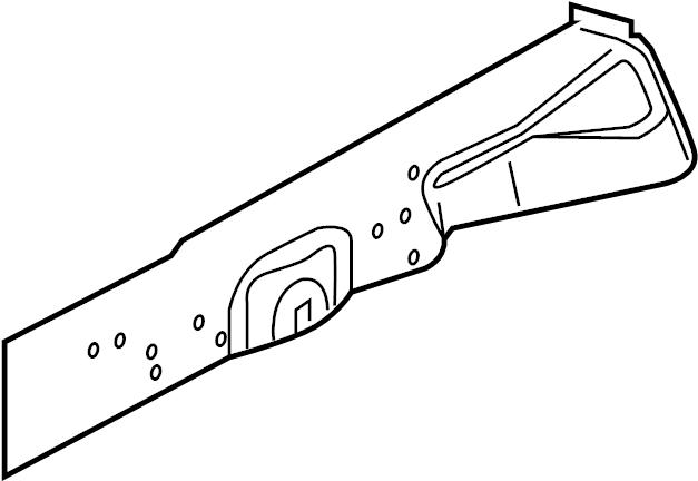bmw 328dx left interior engine support  body  wheelhouse  trim  gts  front