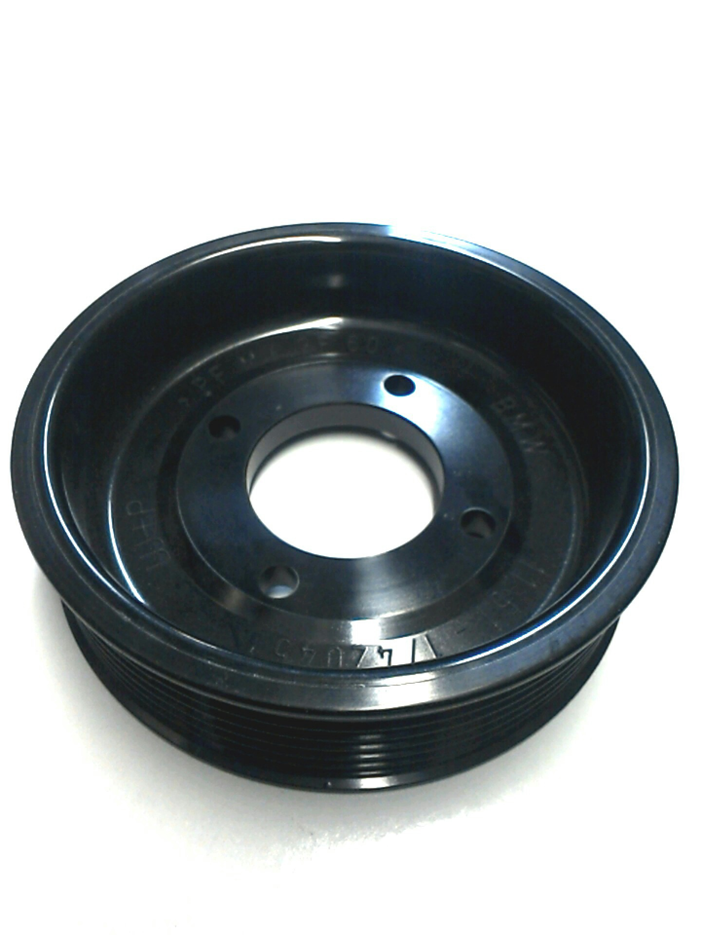 bmw 540ip pulley  d 112mm  cooling  fan  engine