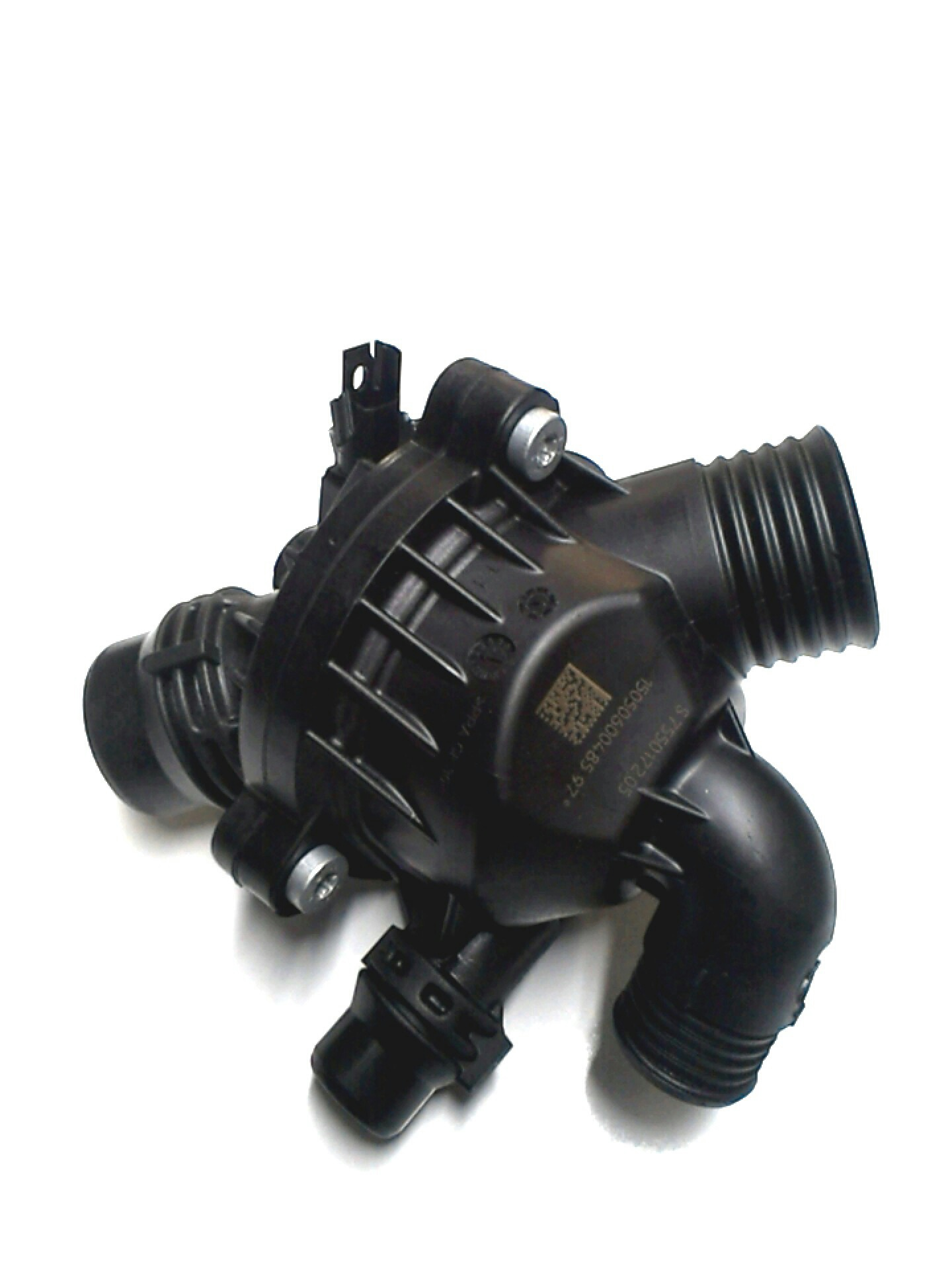 bmw x5 thermostat  waterpump