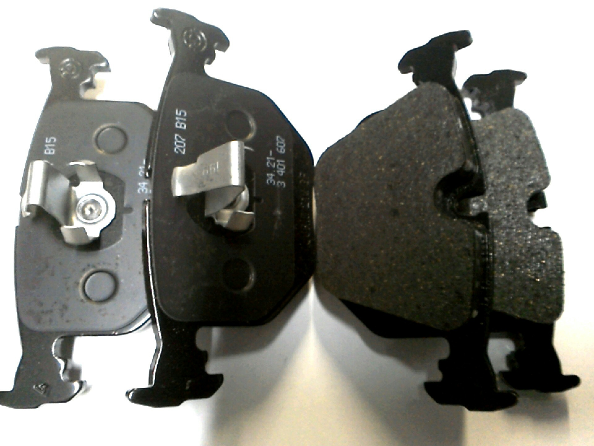 34213403241 Bmw Repair Kit Brake Pads Asbestos Free