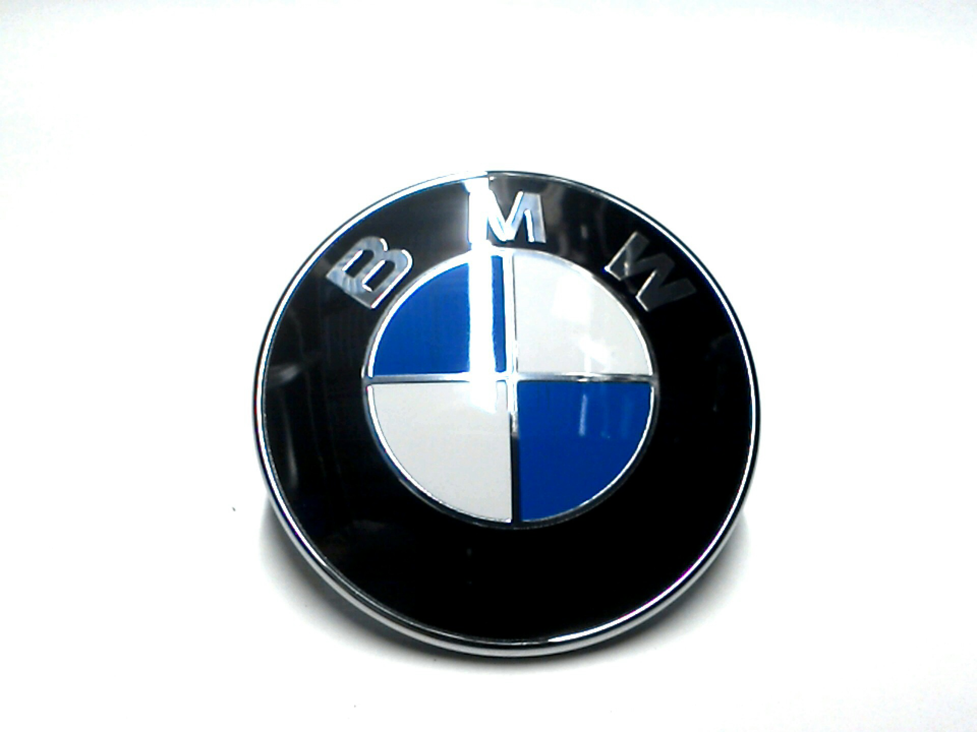 51147044207 2009 Bmw Badge D 70mm Trim Front Body